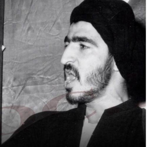 آشنایی نواب با  سید عبد الحسین واحدی